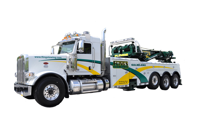 flings towing  hour towing recovery  roadside assistance    coatesville pa